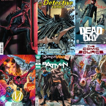 New Comic Wednesday September 16, 2020: The Comic Source Podcast