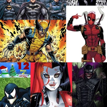 Top 5 Most Overused Characters in Comics | 12 Days of The Comic Source: The Comic Source Podcast
