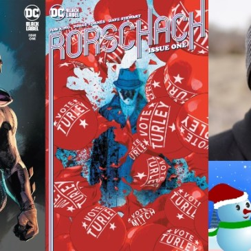 A Holiday Chat with Tom King | 12 Days of The Comic Source: The Comic Source Podcast