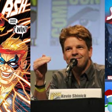 A Holiday Chat with Kevin Shinick | 12 Days of The Comic Source: The Comic Source Podcast