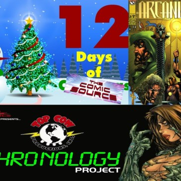 Arcanum #5 Top Cow Chronology Project – 12 Days of The Comic Source: The Comic Source Podcast