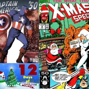 Marvel's Best Holiday Stories – 12 Days of The Comic Source: The Comic Source Podcast