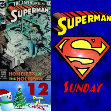 Adventures of Superman #462 | Superman Sunday – 12 Days of The Comic Source: The Comic Source Podcast