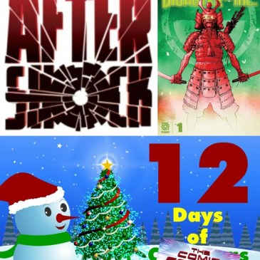 Disaster Inc #1 | AfterShock Monday – 12 Days of The Comic Source: The Comic Source Podcast