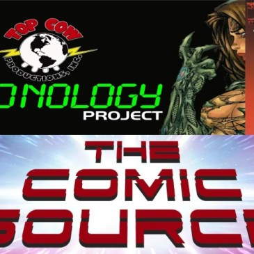 Arcanum #4 Top Cow Chronology Project: The Comic Source Podcast Episode #723