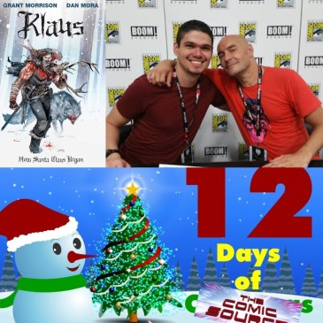 Klaus | 12 Days of The Comic Source: The Comic Source Podcast