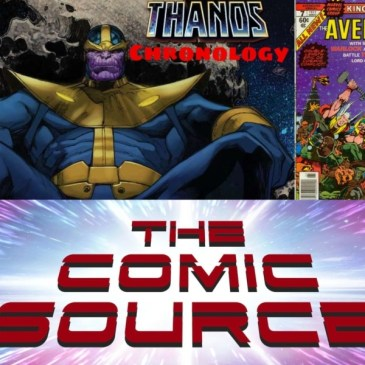 Avengers Annual #7 | Thanos Reading Order – Marvel Chronology: The Comic Source Podcast