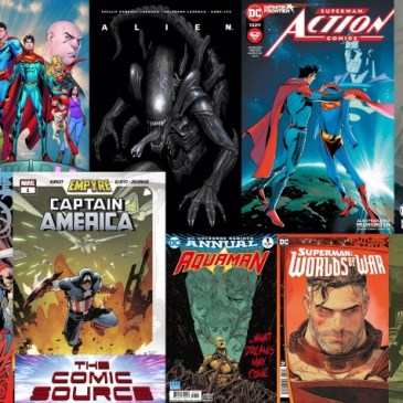 Superman Spotlight with Phillip Kennedy Johnson | Superman Sunday: The Comic Source Podcast