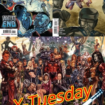 X-23 #10 & Uncanny X-Men Winter's End #1| X-Tuesday: The Comic Source Podcast