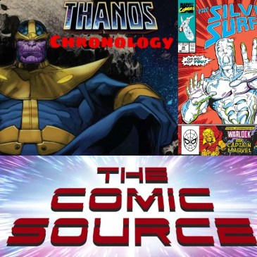 Silver Surfer #36 | Thanos Reading Order – Marvel Chronology: The Comic Source Podcast