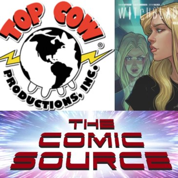 Witchblade Vol 2 #'s 1-6 | Top Cow Thursday: The Comic Source Podcast
