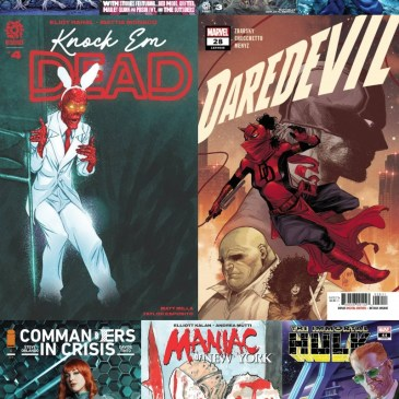 New Comic Wednesday March 10, 2021: The Comic Source Podcast
