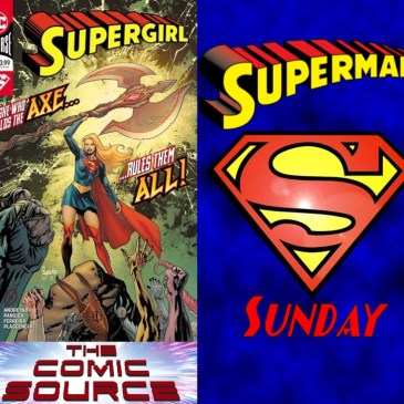 Supergirl #29 | Superman Sunday: The Comic Source Podcast
