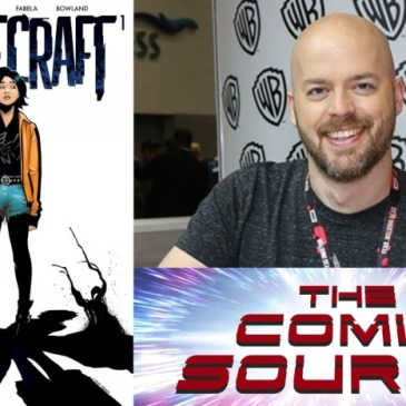 Shadecraft | First Look Spotlight with Joe Henderson: The Comic Source Podcast