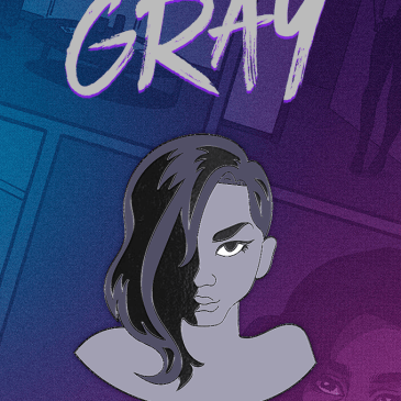 Gray Kickstarter Spotlight with Arvind David: The Comic Source Podcast