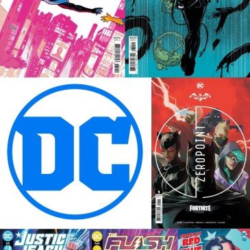 DC Spotlight April 20, 2021 Releases: The Comic Source Podcast