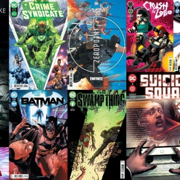DC Spotlight June 1, 2021 Releases: The Comic Source Podcast