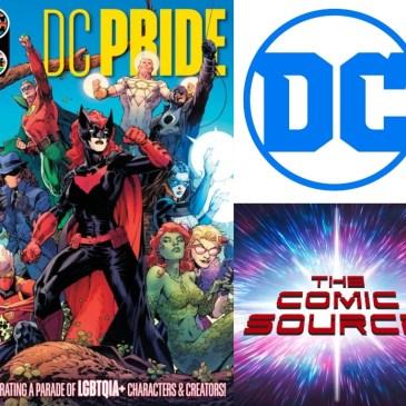 DC Pride Spotlight: The Comic Source Podcast