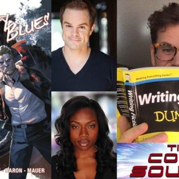 Slow City Blues Spotlight: The Comic Source Podcast