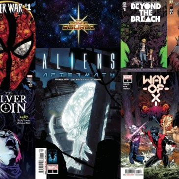 New Comic Wednesday July 14, 2021: The Comic Source Podcast