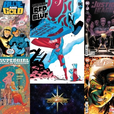 DC Spotlight July 20, 2021 Releases: The Comic Source Podcast