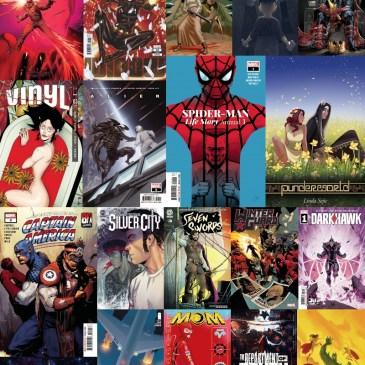 New Comic Wednesday August 25, 2021: The Comic Source Podcast
