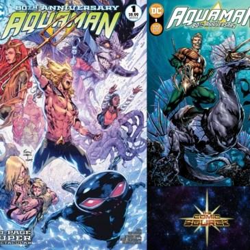 Aquaman 80th Anniversary Spotlight: The Comic Source Podcast