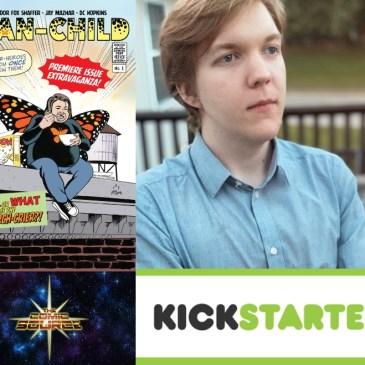 Man-Child #1 Kickstarter Spotlight: The Comic Source Podcast