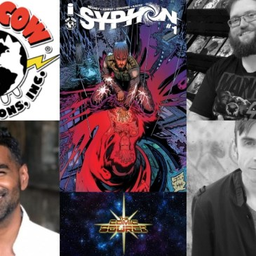 Syphon Spotlight | Top Cow Thursday: The Comic Source Podcast
