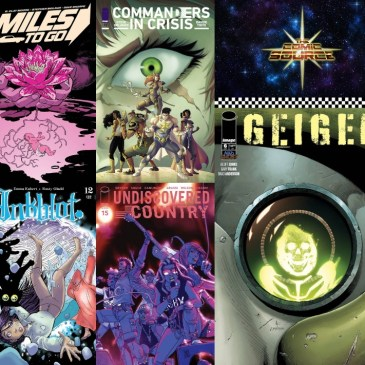 New Comic Wednesday September 1, 2021: The Comic Source Podcast