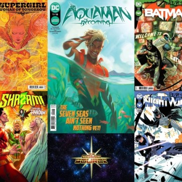DC Spotlight September 21, 2021 Releases: The Comic Source Podcast