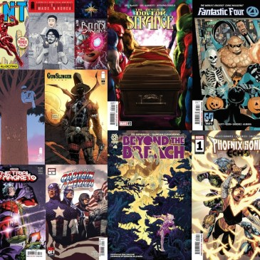 New Comic Wednesday October 20, 2021: The Comic Source Podcast