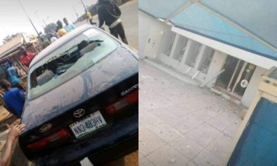 Four People Killed As Robbers Storm Two Banks In Ondo State