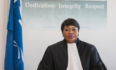Fatou Bensouda of ICC