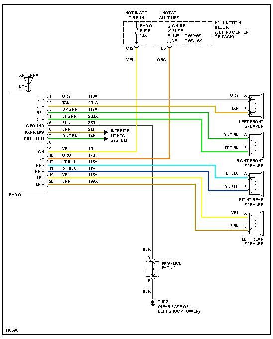 2002 saturn sl2 firing order diagram html