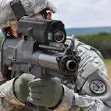 """X-25 """"Smart"""" grenade launcher"""
