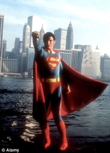 Superman Renounces His U.S. Citizenship As a Result of a Dispute With the Federal Government