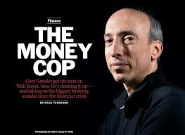 ...but a Goldman Sachs cop on the take.
