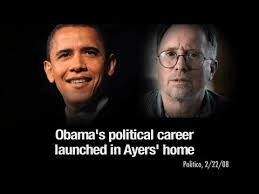 obama and ayers