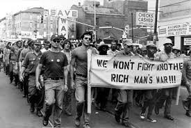 vietnam protestors