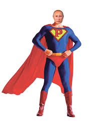 putin is superman