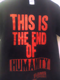 end of humanity