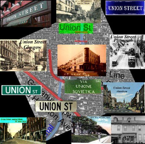 union street, union, the common vein, Ashley Davidoff MD
