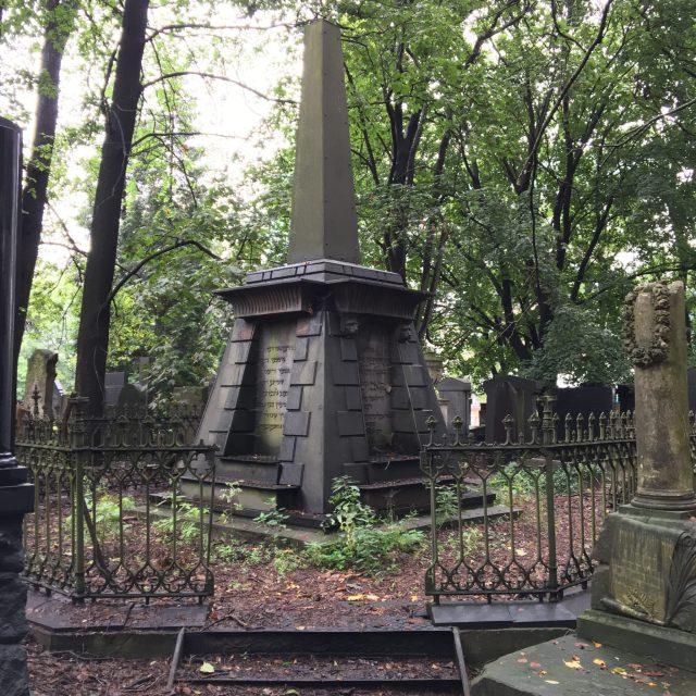 Cimetière-Juif-Varsovie