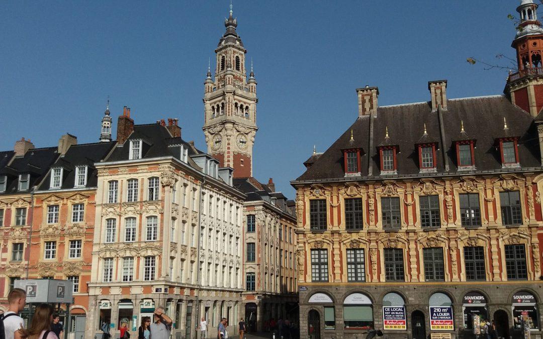 Je fais quoi à Lille pour un week-end ?