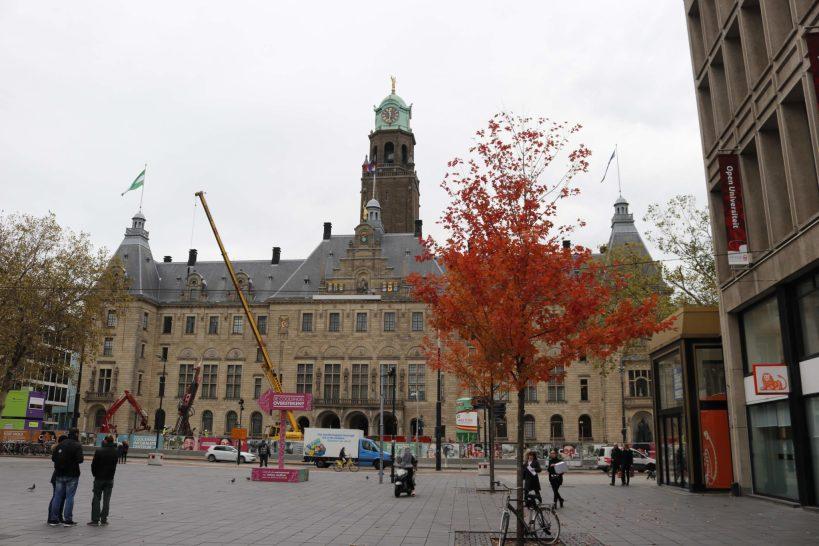 Stadhuis-Rotterdam