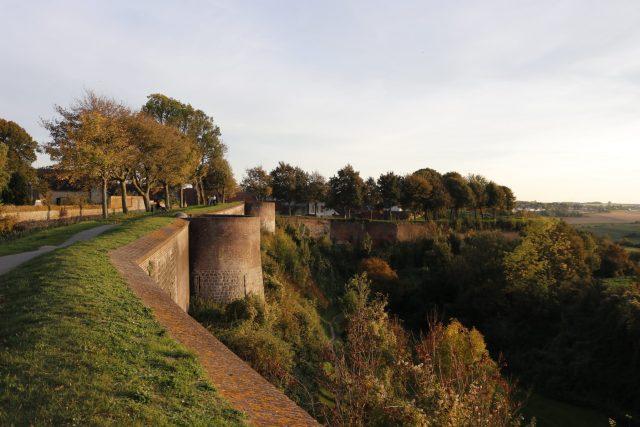 Remparts Montreuil sur mer
