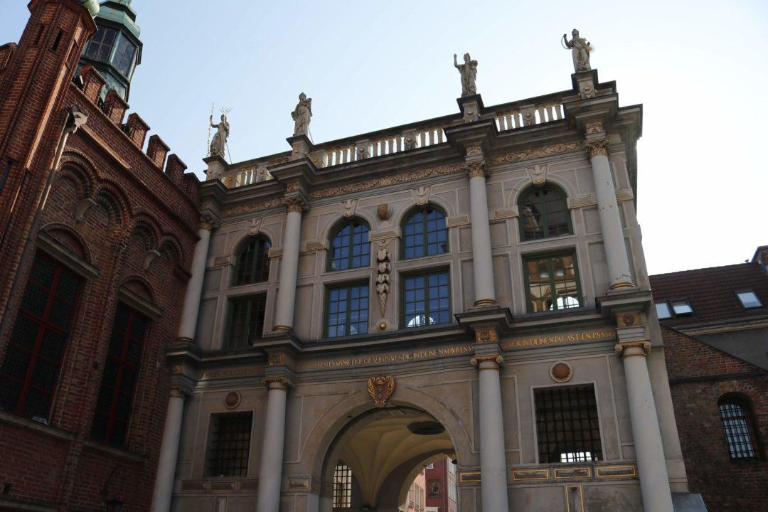 City-trip-à-Gdansk-porte-dorée