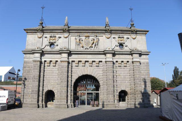 City-trip-Gdansk-Brama Wyżynna