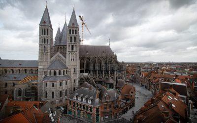 Escapade à Tournai en Wallonie picarde : la ville aux 5 clochers